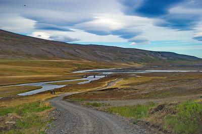 Iceland & Lenticular Clouds