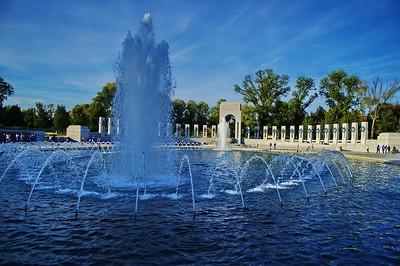 World War 2 Memorial, Washington, D.C.
