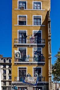 La Fresque des Lyonnais:  Lyon, France