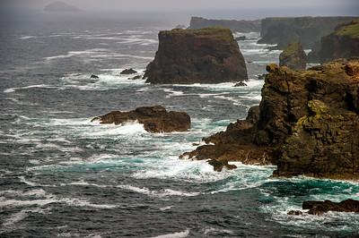 North Coast of Shetland