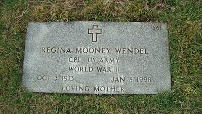 Mom's Headstone, Houston National Cemetery