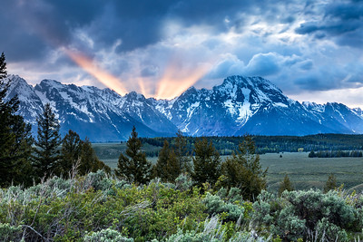 Teton Crown - Grand Teton National Park