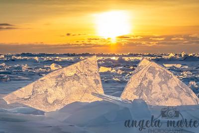 Ice Wings - Minnesota North Shore