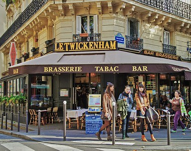 Le Twickenham Brasserie Tabac Bar