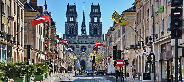 Orleans Cathedrale Sainte Croix