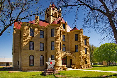 McCulloch County Courthouse, Brady, Texas