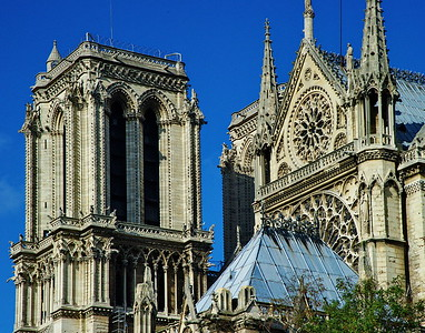 Architecture of Notre Dame