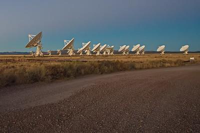 NRO Very Large Array,, Socorro, New Mexico