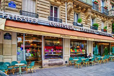 Salon de The (Patissier-Boulanger)