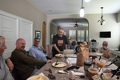 Old Men With Cameras Luncheon (Surprise)