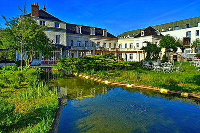 Chateau Clermont in Tours;  a Clarion Hotel