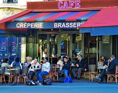 CAFE CREPERIE BRASSERIE