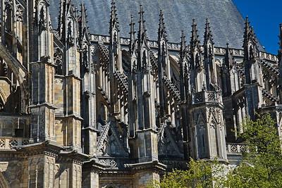 Sainte Croix Cathedral,  Orleans, France