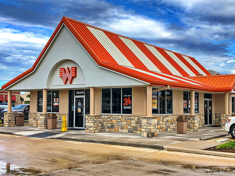 """W"" is for Whataburger"
