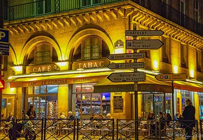 Cafe Le Corona Brasserie