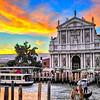 Venice:  Church of St. Mary of Nazareth