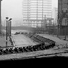 February 1969:  A Look Over the Berlin Wall into East Berlin