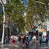 Las Ramblas in Barcelona