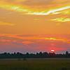 Sunrise at Anahuac National Wildlife Refuge