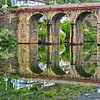 The Bridge Over the Pinhao River
