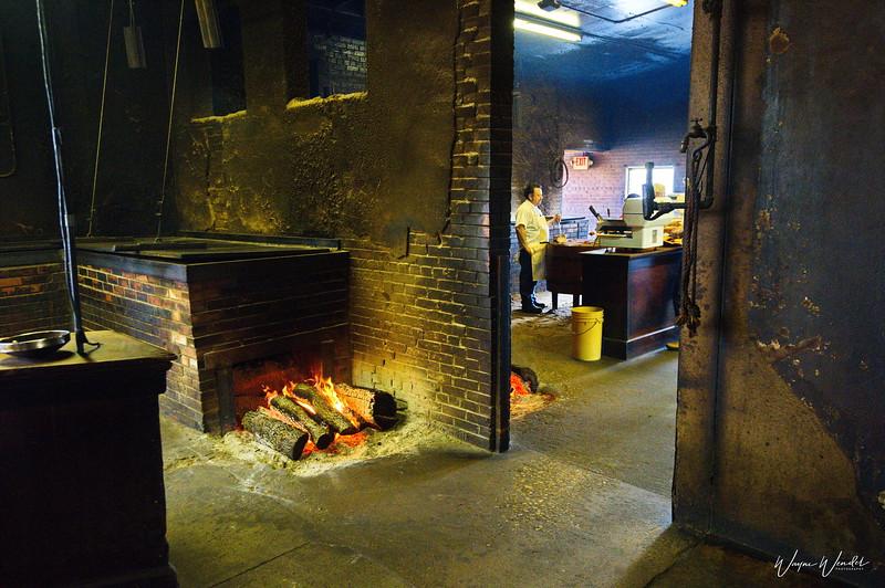 Burning Meat