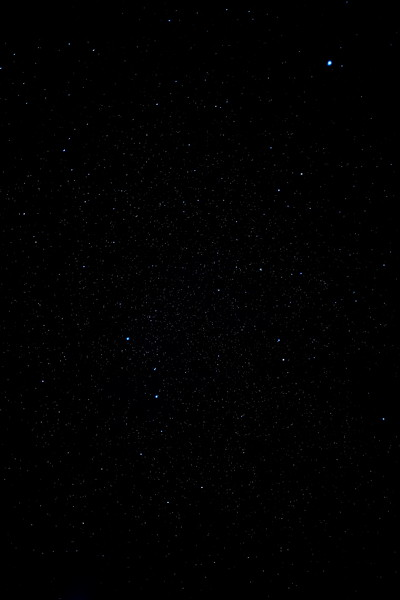 North Night Sky