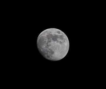 Almost Full Moon:  June 14, 2019