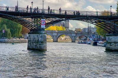 Pont des Arts Bridge