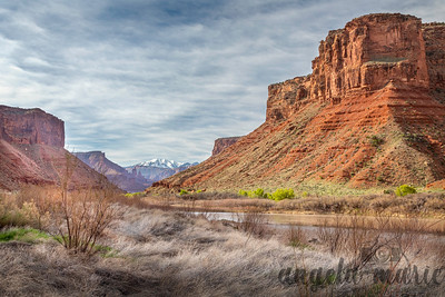 Last View - Colorado River Scenic Byway