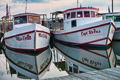 Miss Vella & Capt. Rotus