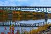 Augusta Maine Memorial Bridge