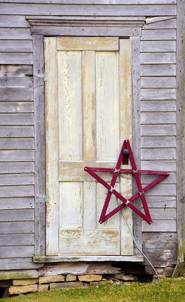 Star door