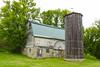 wooden silo barn - 01