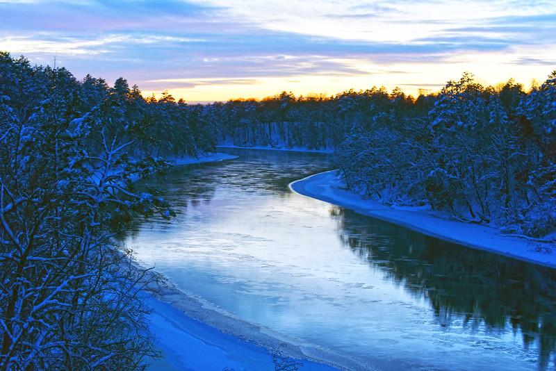 Miss River near Baxter - 01