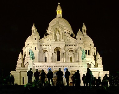 Sacrecour Cathedral in Paris