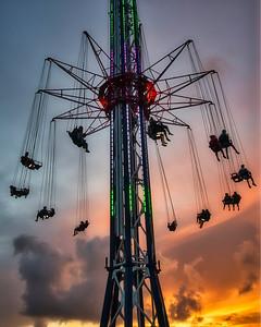 Pleasure Pier Sky Ride