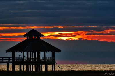 Port Lavaca Sunrise