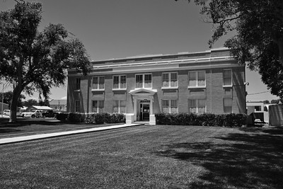 Bailey County Courthouse