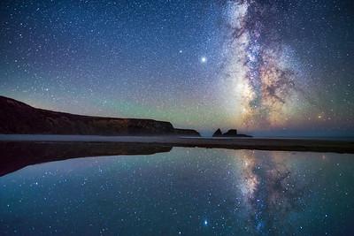 Cooks Cosmic Tide Pool, Study 2