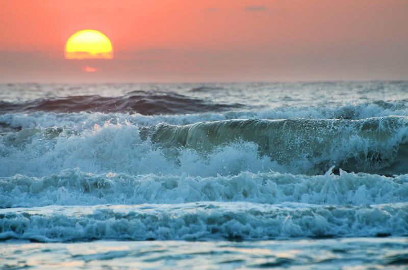 Sunrise at Ponte Vedra Beach