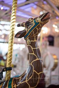 Looff Carrousel Giraffe