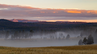 White Mountains Sunrise