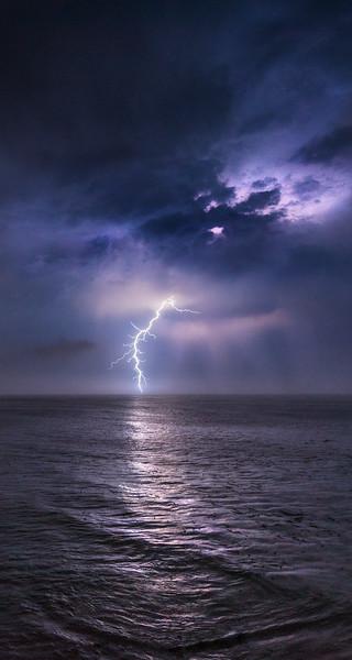 Lightning Bolt, Sea Ranch, California