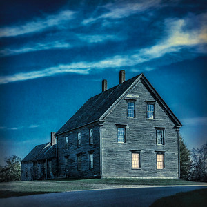 Olson House, Study 2