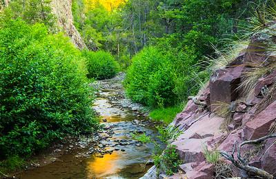 Blue River, near Upper Blue Spring
