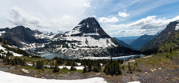 Bearhat Mountain Pano