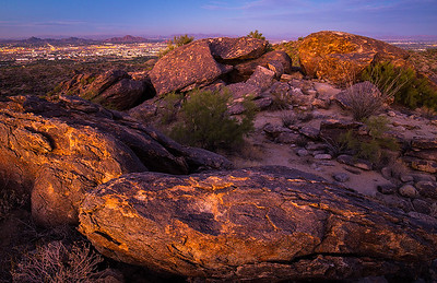 Guadalupe Ridge, South Mountain Park