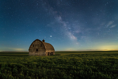 Eastern Washington Milky Way