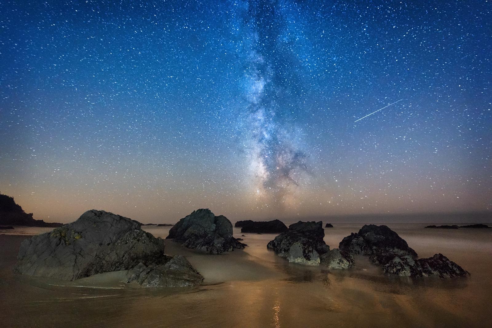 Olson Beach & Shooting Star, Sea Ranch, California