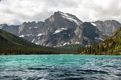 Lake Josephine, Glacier